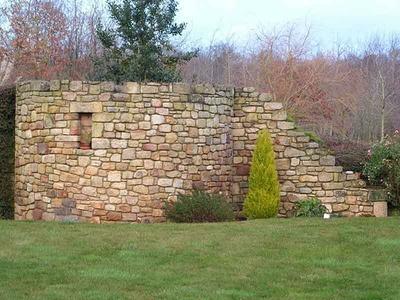 Création d'une cave à vin en pierre