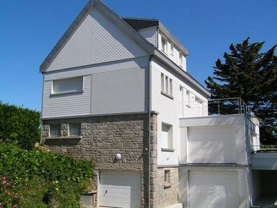 Déconstruction de la maison - charpente, niveau 1, niveau 2