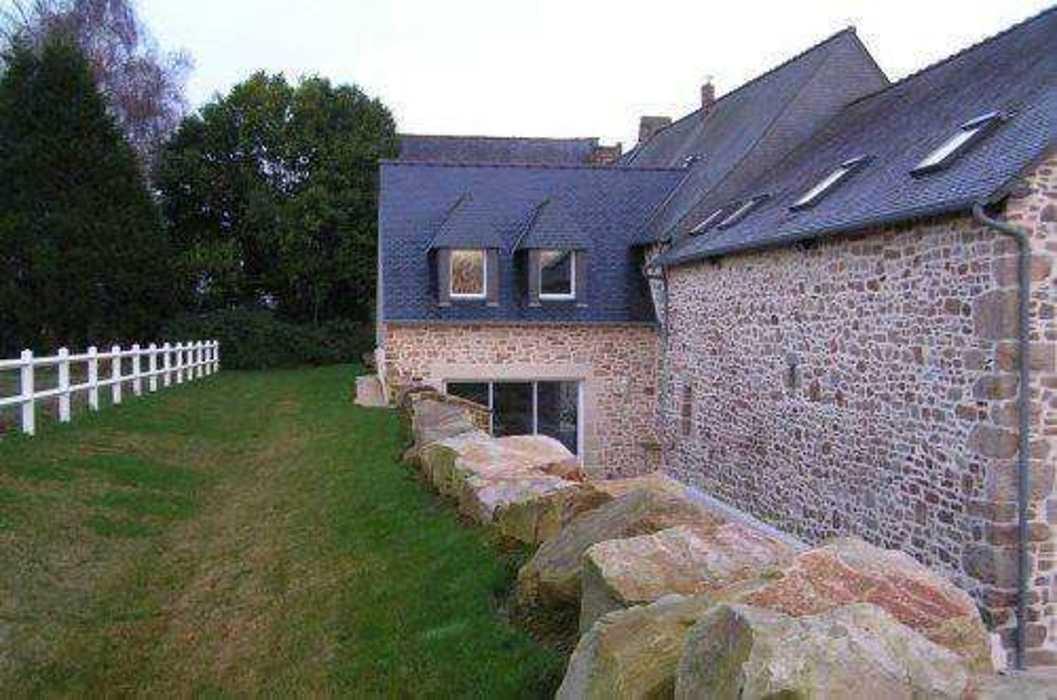Rénovation d''une maison en pierre à Quévert 220d6276cf90