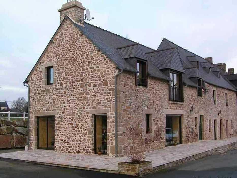 Rénovation d''une maison en pierre à Quévert be18a8d84c1f