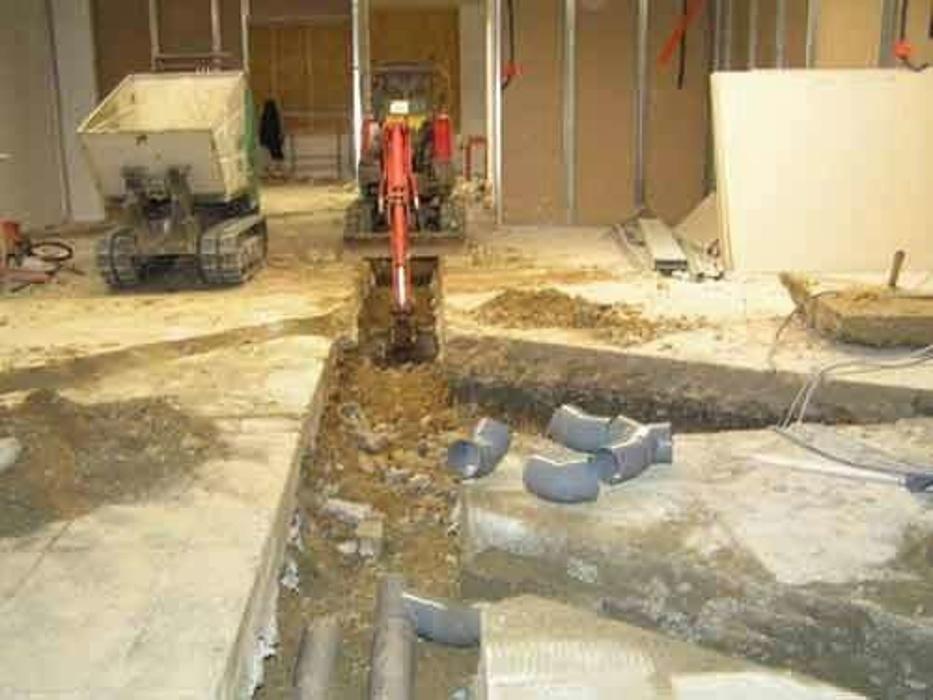 Création d''un réseau de canalisations intérieures d''une boucherie à Dinan 05f048c2b792