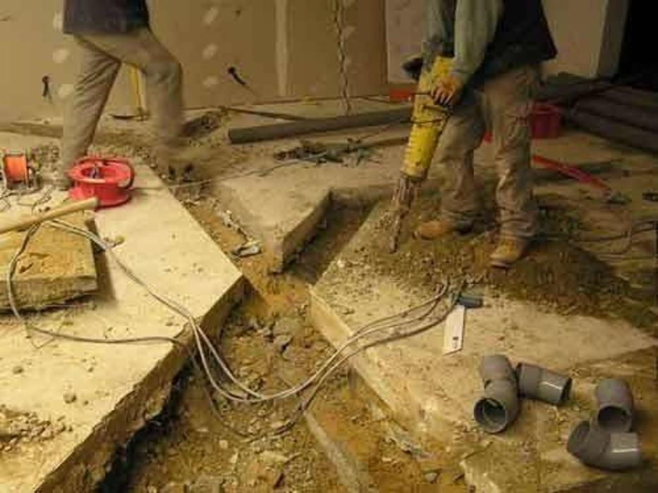Création d''un réseau de canalisations intérieures d''une boucherie à Dinan 8647e4e4be99